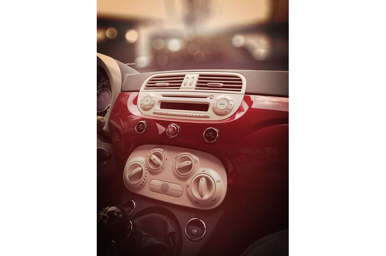 air-conditioner-board-auto-fiat-500